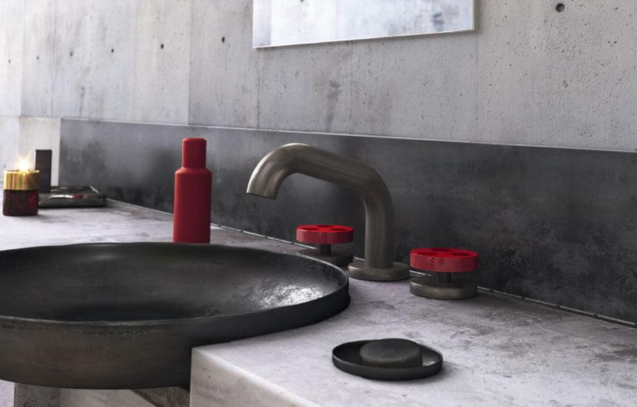 Nuova collezione Bowling progettata dall'architetto Federico Rossi per Bongio