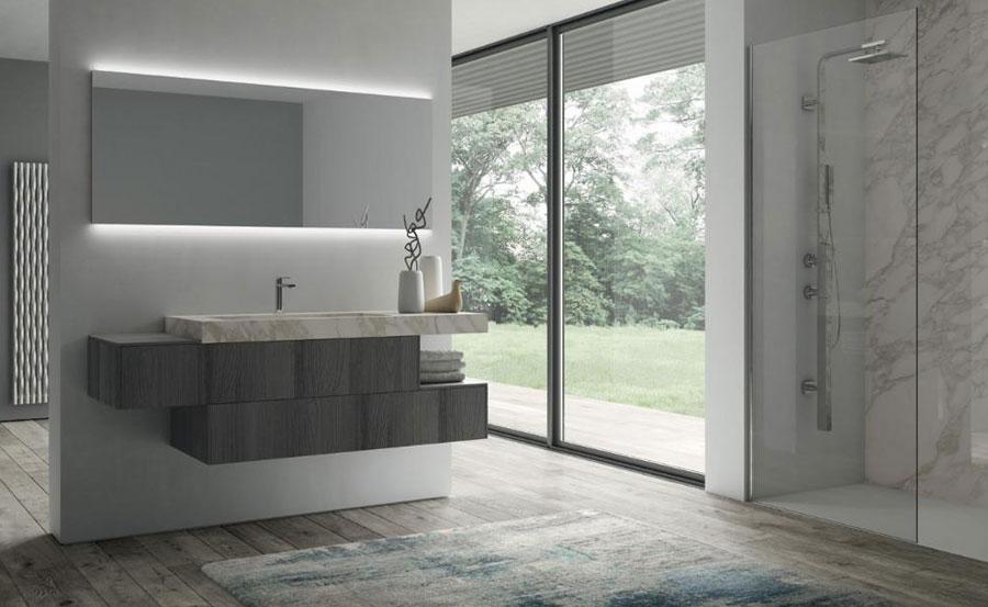 Idee bagno moderno