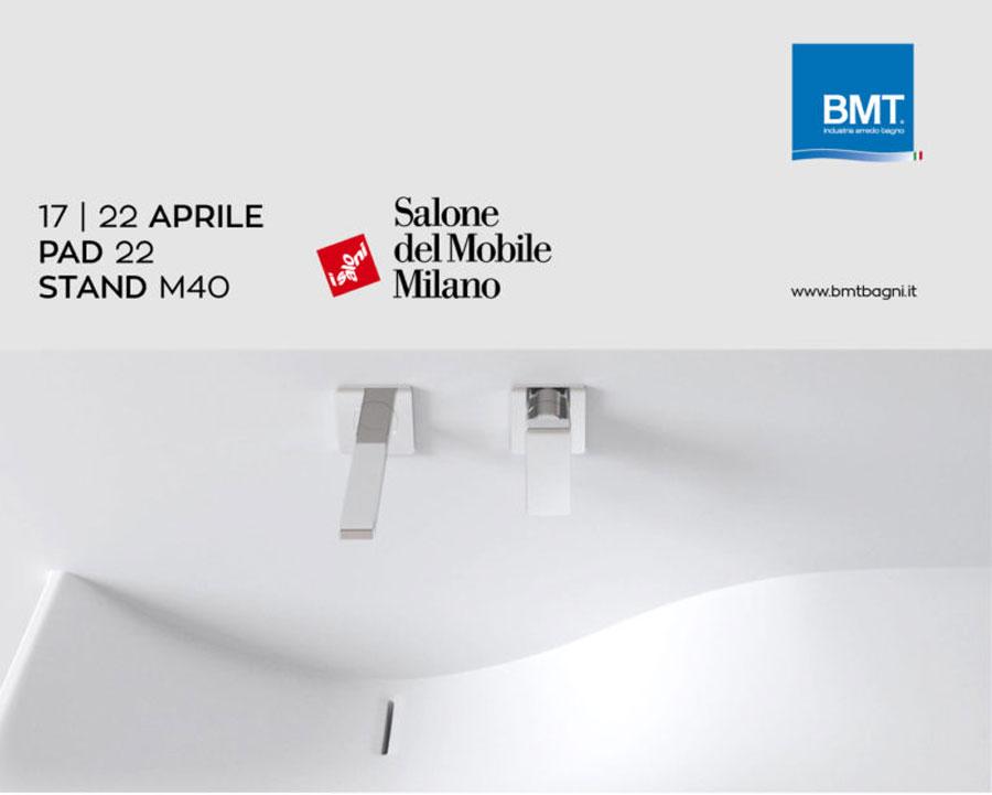 BMT al Salone del Mobile 2018