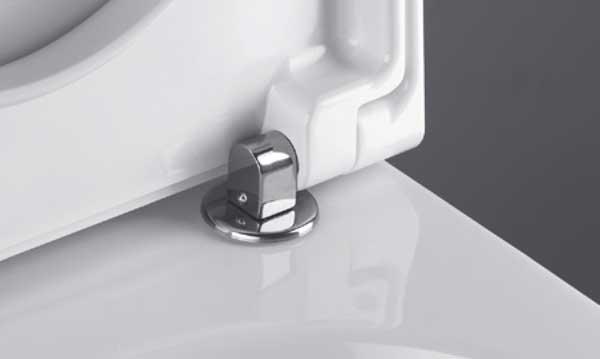Cerniera tavoletta wc