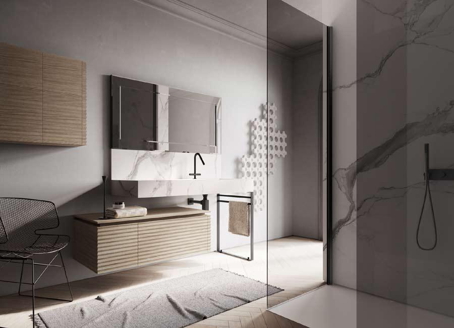 Mobili da bagno Dolcevita by Aqua - IDEAGROUP