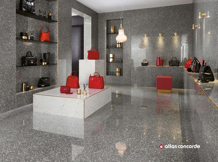 Pavimenti e rivestimenti effetto marmo veneziano Marvel Gems Grey