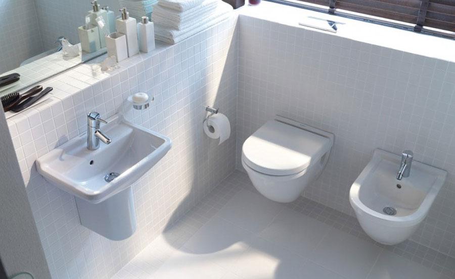 Mini sanitari per bagni piccoli
