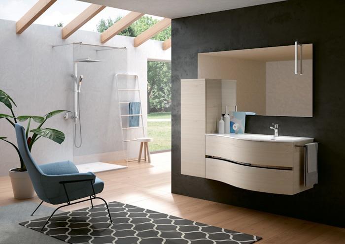Bmt presenta everyday mobili da bagno eleganti e funzionali - Mobile bagno moon ...