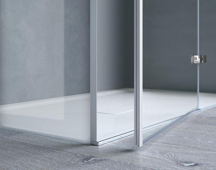 Funzionalità e design moderno: è Catino, il nuovo piatto doccia ...