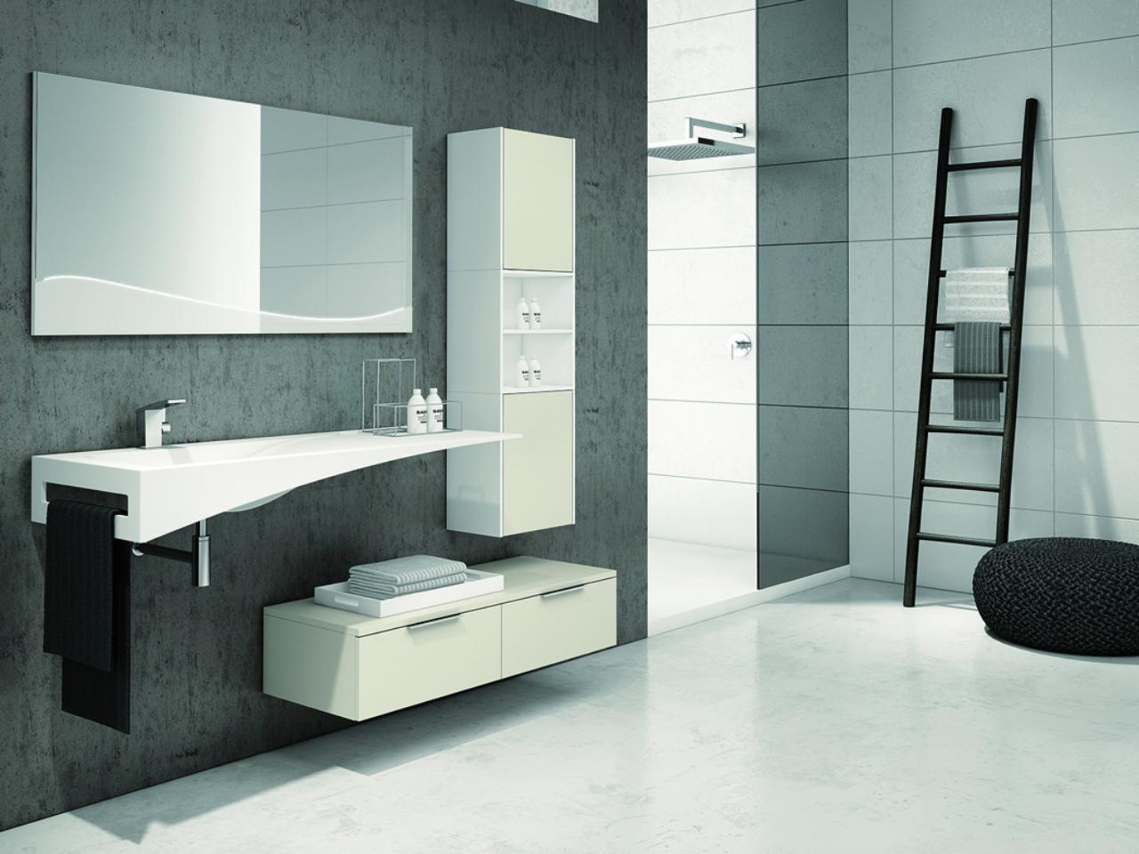 Bagnoidea prodotti e tendenze per arredare il bagno - Arredo bagno milano ...