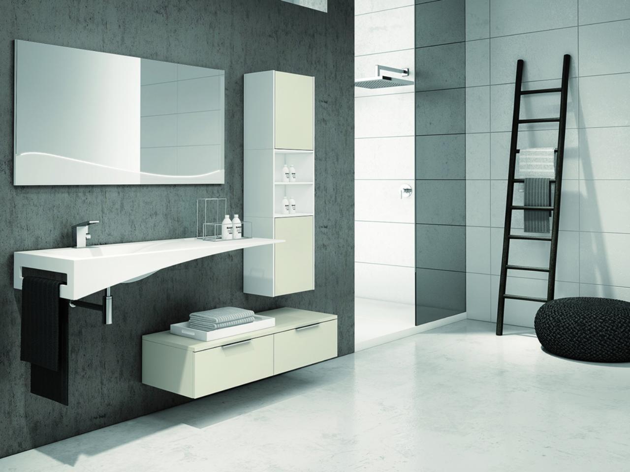 4 consigli utili per un arredo bagno contemporaneo in stile minimal bagnoidea - Consigli arredo bagno ...