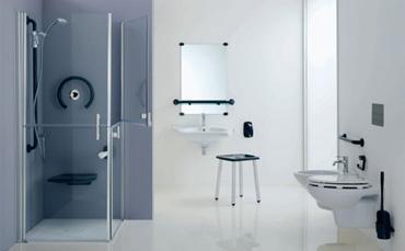 Bagnoidea prodotti e tendenze per arredare il bagno - Accessori bagno disabili ...