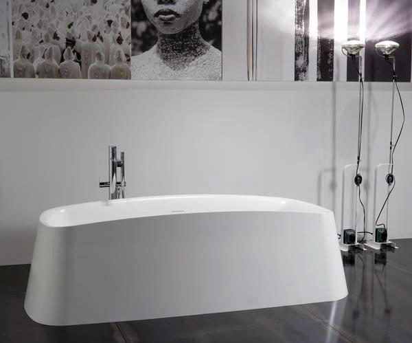 Vasca Da Bagno Lupi : Antonio lupi presenta la vasca da bagno bella bagnoidea