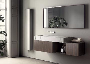Mobili da bagno design arredo bagno moderno arredamento - Milldue arredo bagno ...