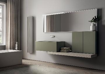 Mobili da bagno design arredo bagno moderno arredamento - Arredo bagno aziende produttrici ...