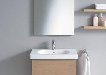 Mobili bagno duravit trendy duravit vero wallmounted vanity unit