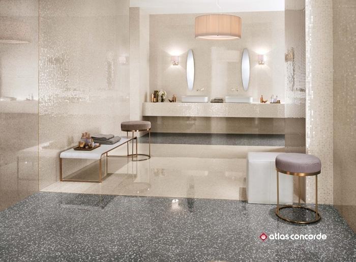 Atlas concorde presenta le nuove piastrelle ispirate al - Piastrelle tipo veneziana ...