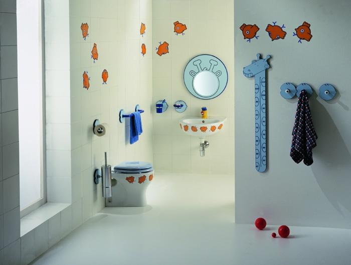 Accessori Bagno Per Bambini.Bagno Cucciolo Di Ponte Giulio L Arredobagno Per I Piu Piccoli Bagnoidea