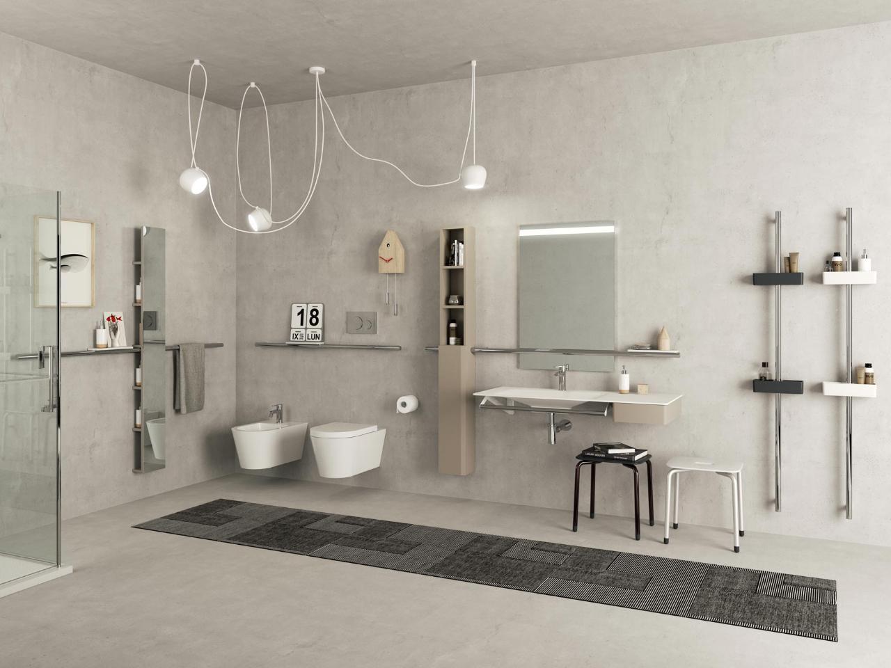 Bagnoidea prodotti e tendenze per arredare il bagno - Riscaldare il bagno ...