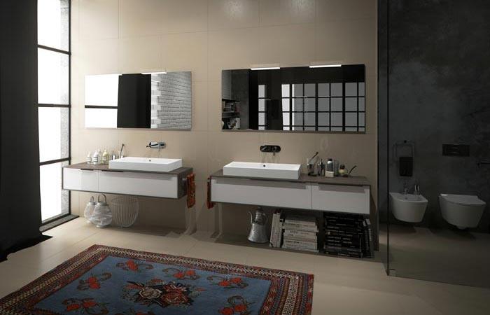 Berloni Bagno presenta i nuovi mobili da bagno della collezione ...