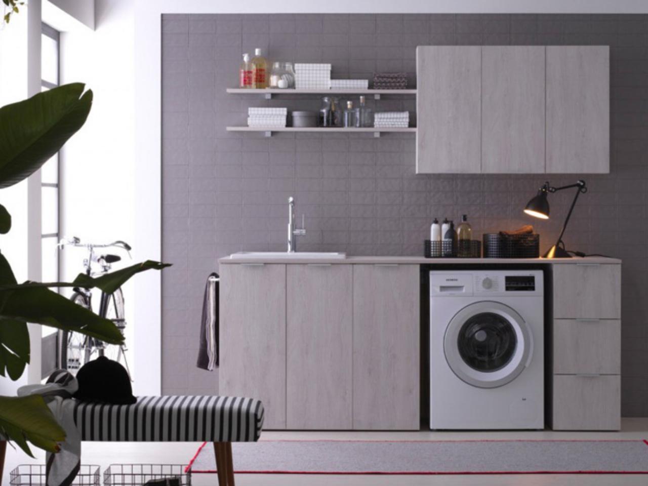Blob by ideagroup presenta kandy la nuova lavanderia funzionale per la tua casa bagnoidea - Accessori lavanderia casa ...