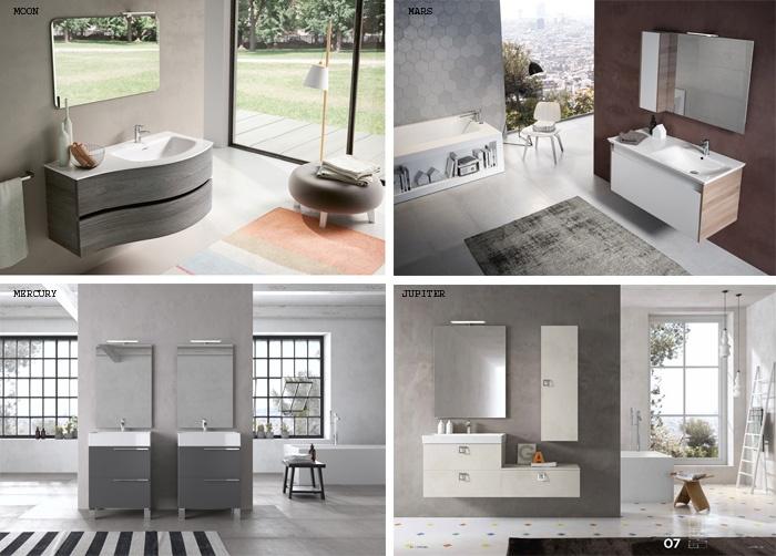 Bmt presenta everyday mobili da bagno eleganti e funzionali bagnoidea