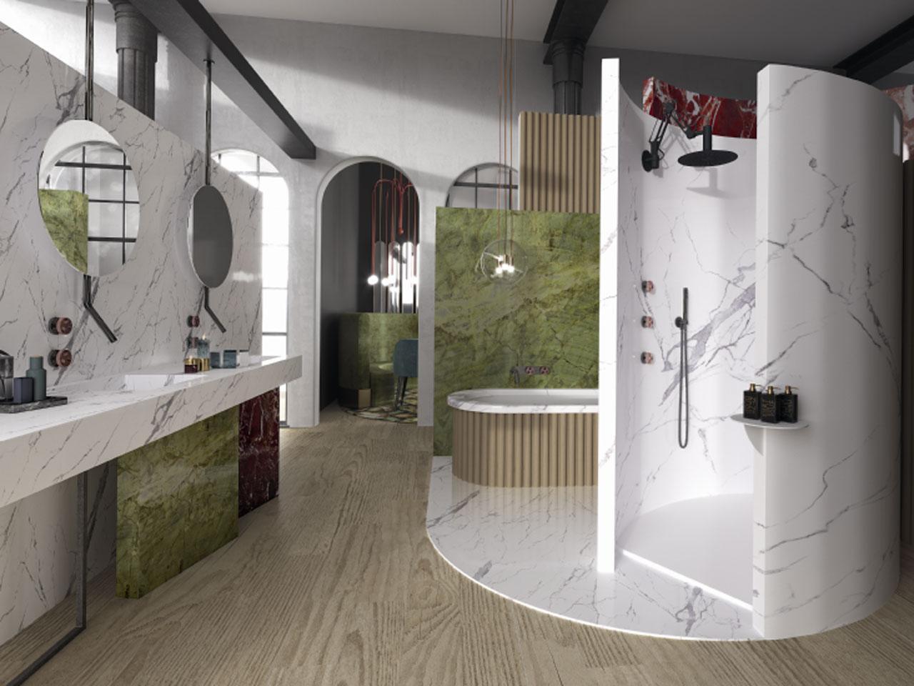 Bagnoidea | prodotti e tendenze per arredare il bagno