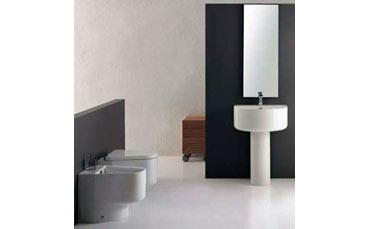 Vasca Da Bagno Kerasan : Ceramica da bagno take five di kerasan la soluzione per bagni