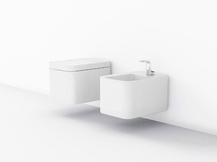 Ceramica flaminia presenta la nuova linea di sanitari bagno nile bagnoidea - Flaminia sanitari bagno ...