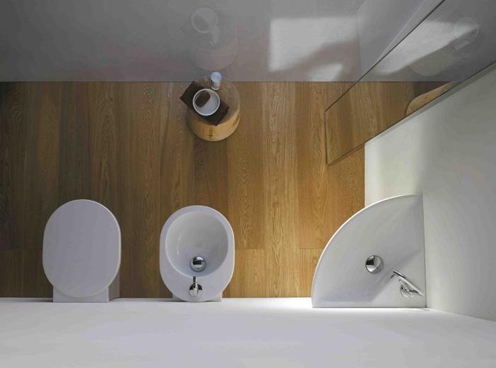 Vasca Da Bagno Galassia : Ceramica galassia propone la collezione m2 un elegante progetto