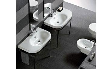Vasca Da Bagno Hatria : Ceramica sanitari daytime di hatria un bagno pratico ed originale