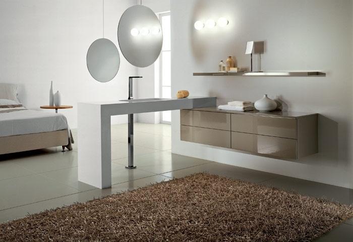 Mobile Da Bagno Glamour : Collezione lounge di progettobagno eleganza e ambienti glamour