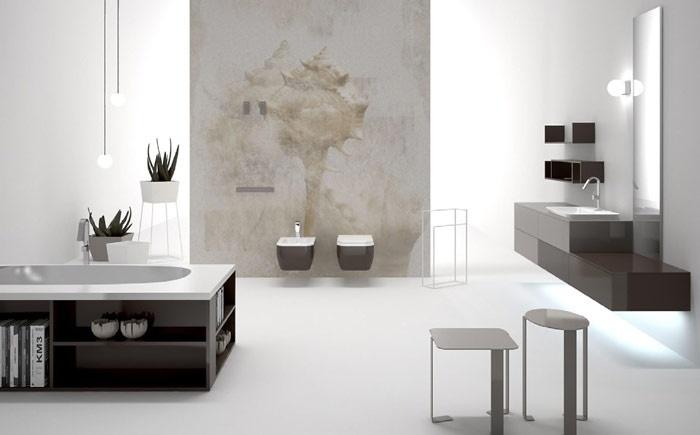Accessori Da Bagno Di Design : Debutto in grande stile per edonè di agorà group al salone