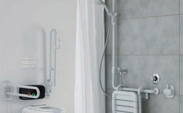 Bagnoidea prodotti e tendenze per arredare il bagno - Cabine doccia per disabili ...