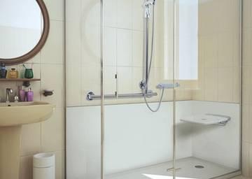 Box doccia disabili cabine doccia per anziani bagnoidea - Box doccia anziani ...