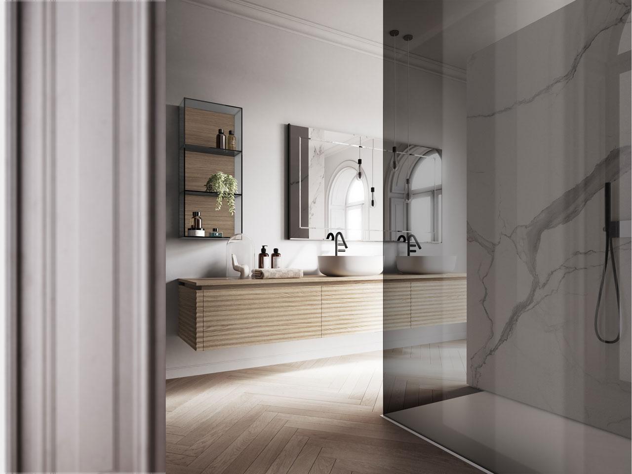 Bagnoidea prodotti e tendenze per arredare il bagno - Accessori bagno milano ...