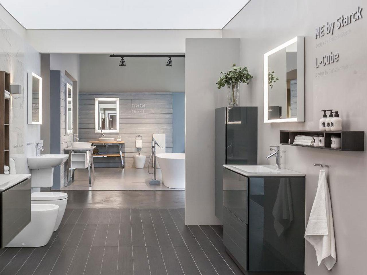Duravit al salone del mobile di milano 2018 tante le for Salone del mobile 3018