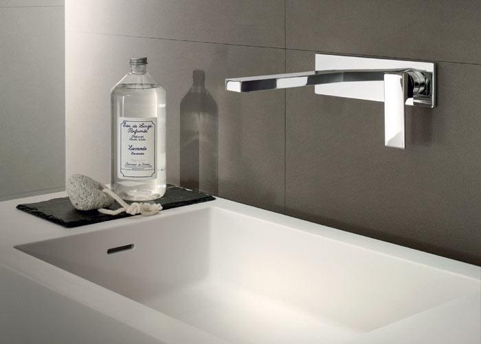 Fantini presenta la nuova linea di rubinetteria da bagno Mint ...