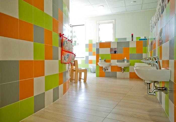 Fap Ceramiche firma i bagni del nuovo asilo nido aziendale del ...
