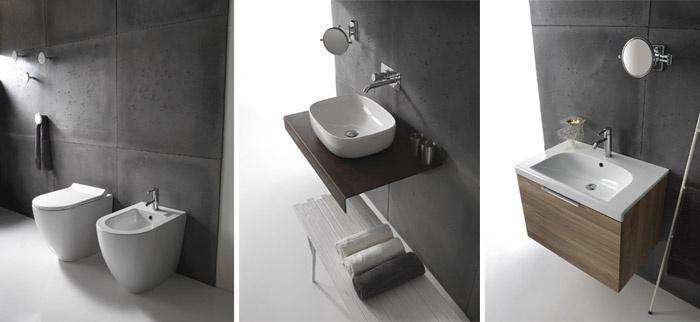 Galassia presenta dream la nuova collezione per il bagno per un look completo bagnoidea - Galassia arredo bagno ...