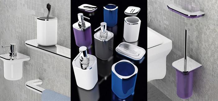 Gedy presenta bijou una nuova serie di accessori da bagno - Accessori bagno gedy ...
