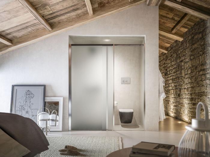 Glass 1989 presenta la nuova cabina doccia moov ideale per grandi bagni bagnoidea - Grand tour bagno ...