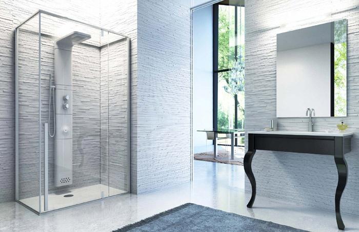 Glass presenta babele elementi modulari per la composizione di