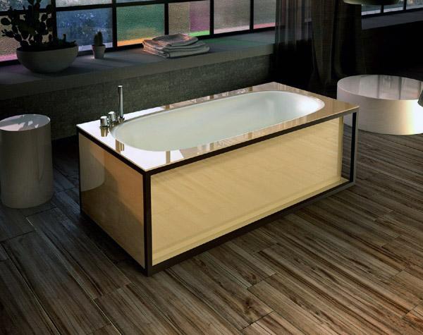 Vasca Da Bagno Nuova : Glass idromassaggio presenta naked la nuova collezione di vasche da