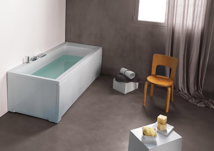 Vasca Da Bagno Grandform : Grandform presenta le vasche da bagno nuvola bagnoidea