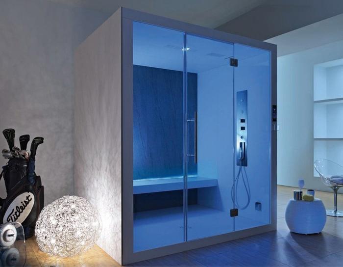 Grandform project saune hammam docce emozionali e minipiscine