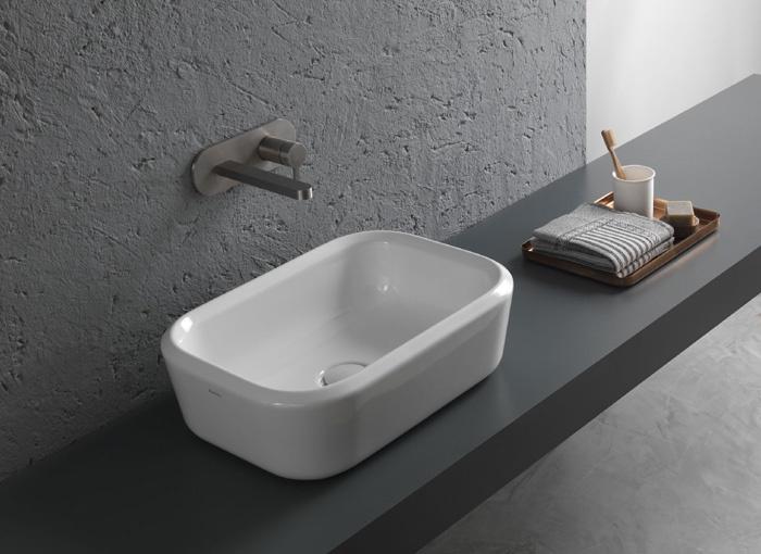 Vasca Da Bagno Hatria : Hatria presenta la nuova collezione di lavabi pencil bagnoidea