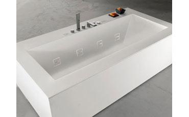 Vasca Da Bagno Teuco Wilmotte : Hydroline di teuco l idromassaggio invisibile per le vasche nauha