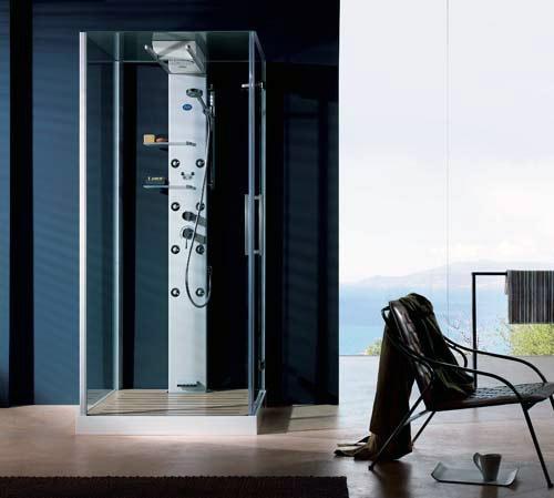 Cabina Doccia Glass Idromassaggio.Idro Cabina Doccia Andros Il Meglio Della Tecnologia E Del