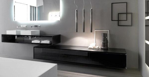 K.one, la nuova collezione di mobili da bagno realizzata da Rifra ...