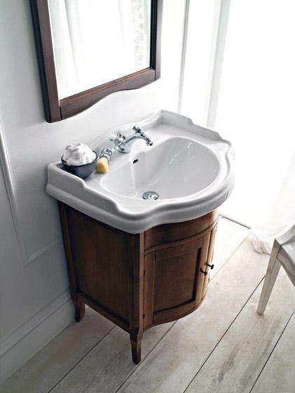 Kerasan retr per ritrovare la ceramica di pregio una collezione di sanitari in stile per il - Sanitari bagno old england ...