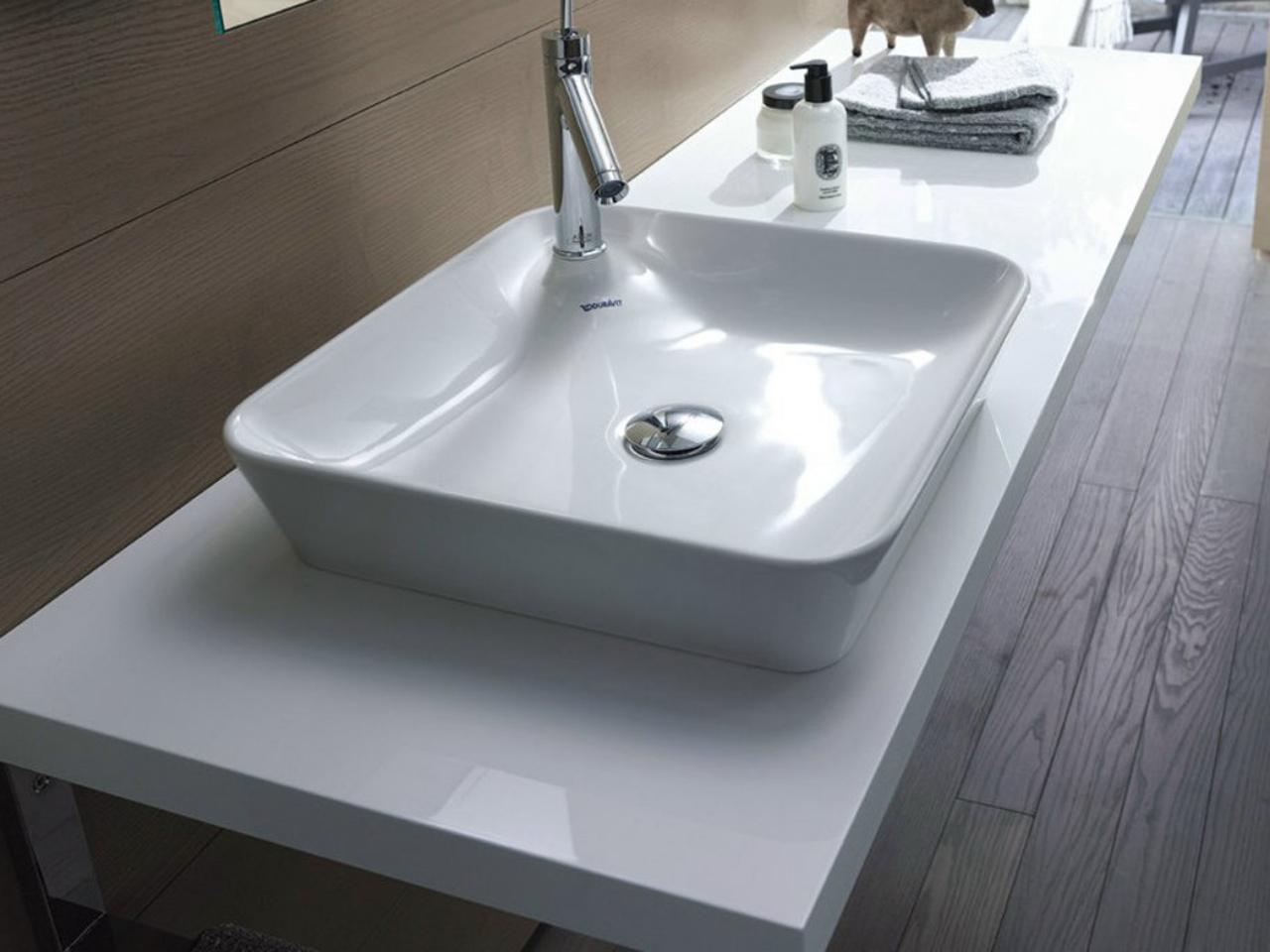 Piano Per Lavabo Da Appoggio lavabo sospeso o lavabo da appoggio? | bagnoidea