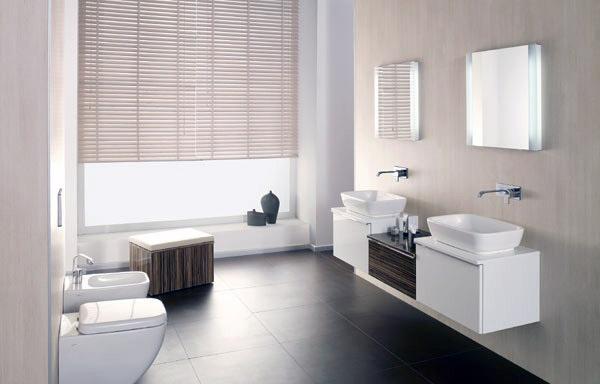 Libertà compositiva con la nuova collezione di sanitari per il bagno ...