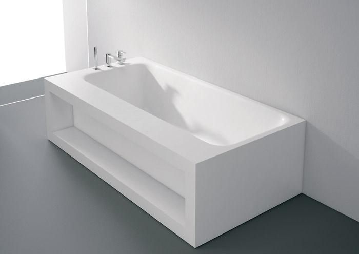 Bagni eleganti good bagni eleganti proposta piastrelle decorate with bagni eleganti - Vasche da bagno eleganti ...